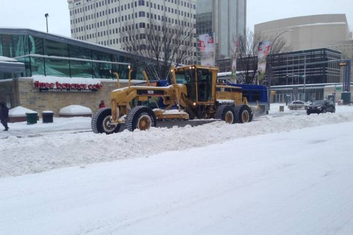 Is Edmonton getting the most for its snow-plowing buck?