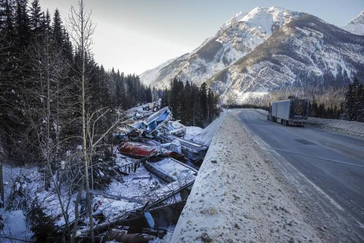TSB to share updates on B.C. train derailment at Tuesday news conference