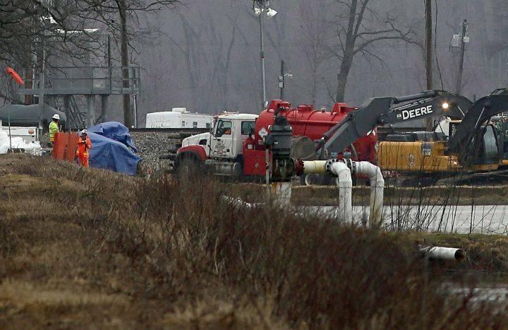 TransCanada says Keystone pipeline likely the source of Missouri oil leak