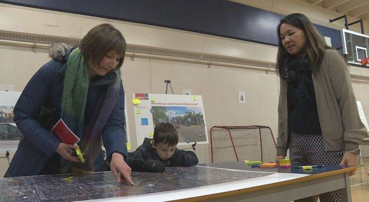 Calgarians have their say on North Hill projects