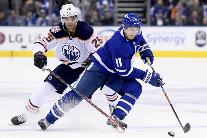 Edmonton Oilers ready for rematch with Toronto Maple Leafs