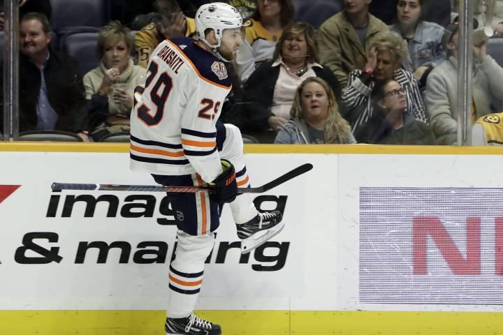 Edmonton Oilers riding Draisaitl's hot streak into game against Canucks