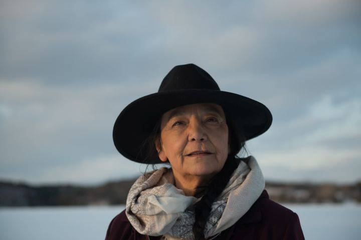 Over 4 decades into her career, Alberta's Tantoo Cardinal finally stars in leading film role