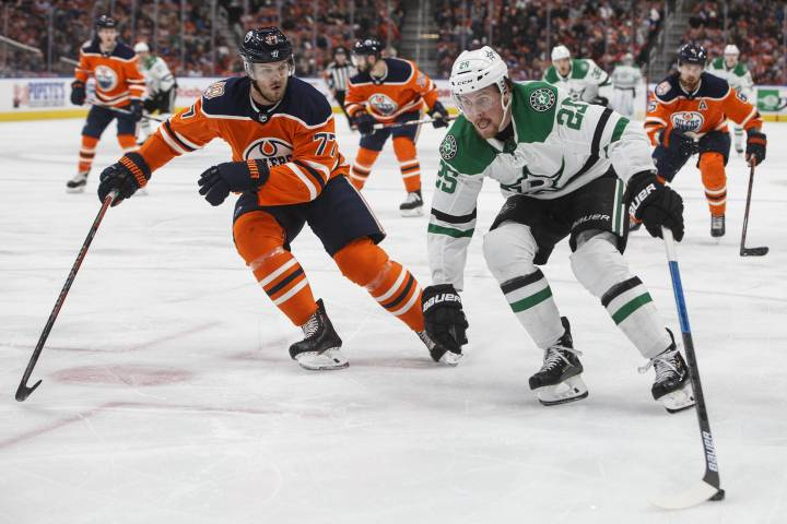 Stars rally for shootout win over Edmonton Oilers