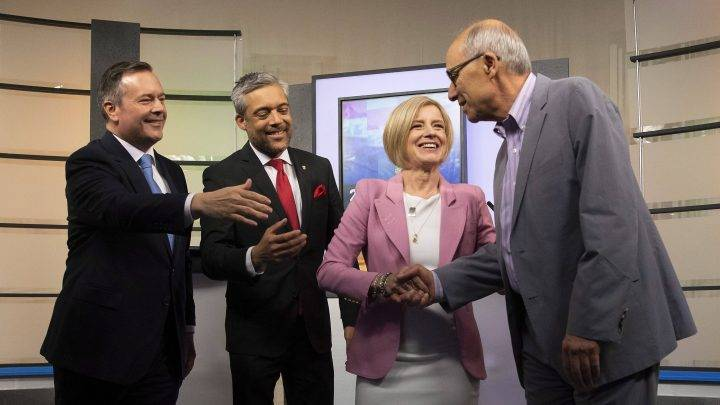 Alberta election Day 27: Mandel wants action on fraud; Khan to announce AGLC policy
