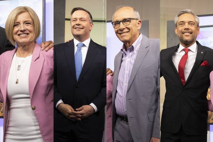Alberta election Day 28: One last push on the eve of election day