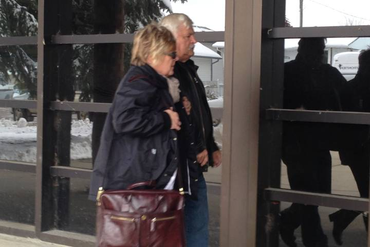 Appeal ruling issued for Alberta woman convicted of murdering husband in 2014