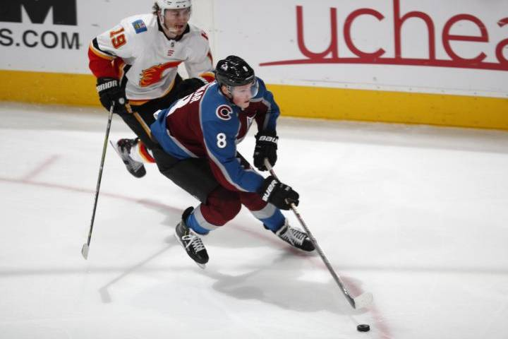 Calgary Flames face possibility of early playoff exit as they trail Colorado Avalanche 3-1 in series