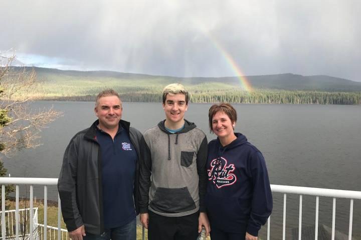 Character of Humboldt Broncos bus crash victim Adam Herold keeps family going