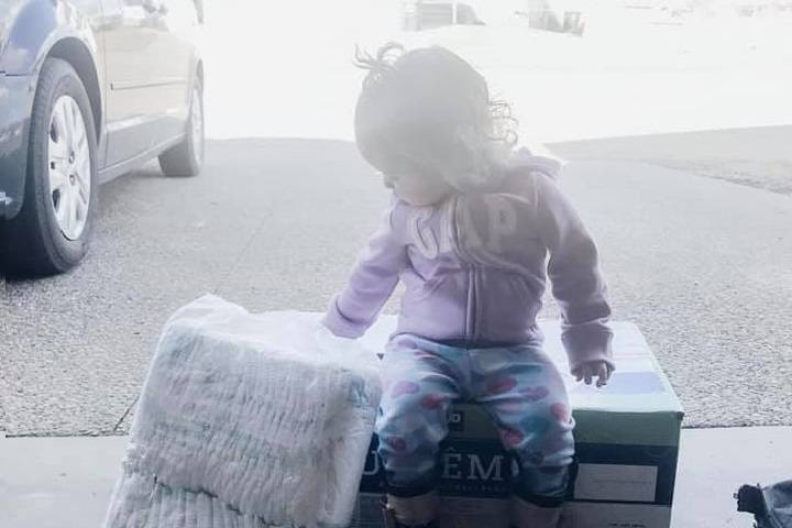 Devon mom organizing diaper drive for those in need