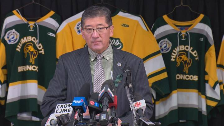 Humboldt Broncos families support hockey assistance program after criticism