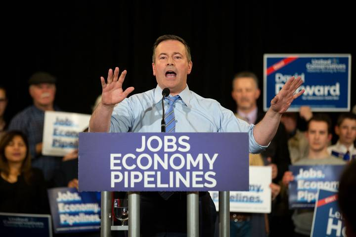 Jason Kenney promises to make Vancouver carbon-free in 2020 — by turning off the gas taps