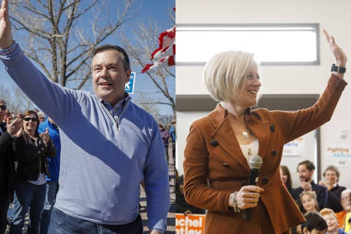 NDP bridging the gap, but not enough, as Alberta election campaign draws to a close: poll