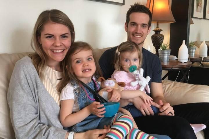 Okotoks toddler back home after surviving rare multiple-organ transplant