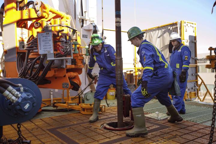 Precision Drilling reports Q1 profit, revenue up from year ago as rigs continue moving south