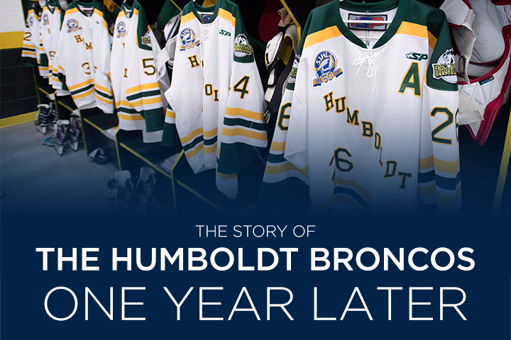 The story of the Humboldt Broncos: One year later