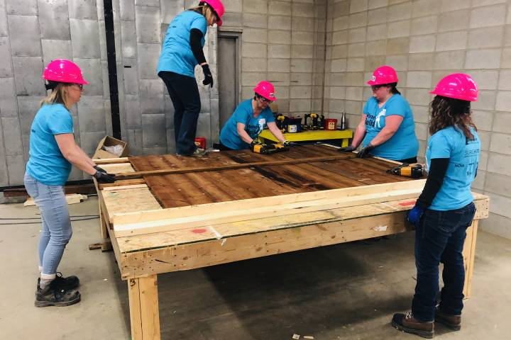 1 more home for Edmonton family in need thanks to Habitat for Humanity's Women Build week