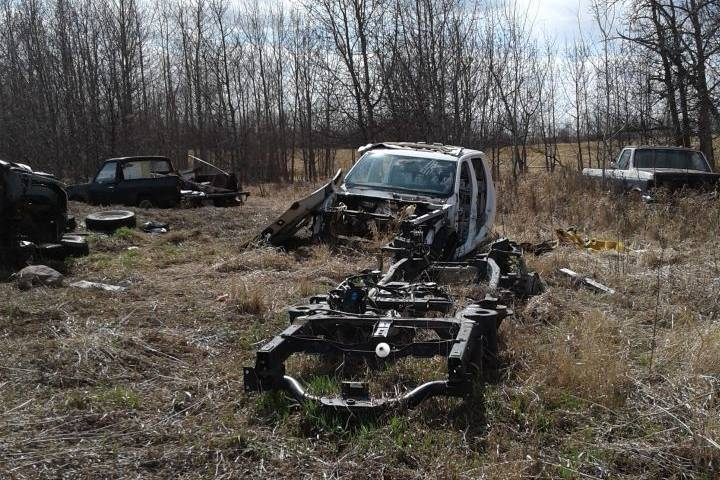 $200,000 worth of stolen property discovered at rural Alberta chop shop: RCMP