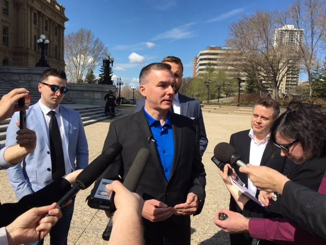 Alberta's Freedom Conservative Party names David White new interim leader