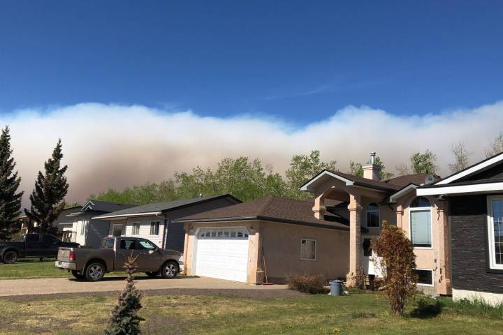 Alberta researcher suggests planning ahead for sudden evacuation