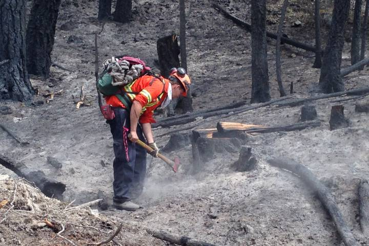 B.C. deploying 267 personnel to help Alberta with out-of-control wildfires