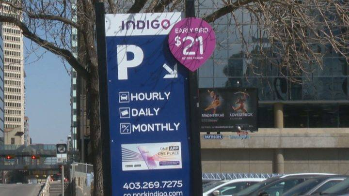 Calgary driver fights ticket from private parking lot citing 'simple mistake'