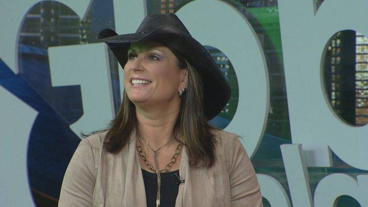 Country music star Terri Clark reflects on career, music industry as she's honoured by National Music Centre
