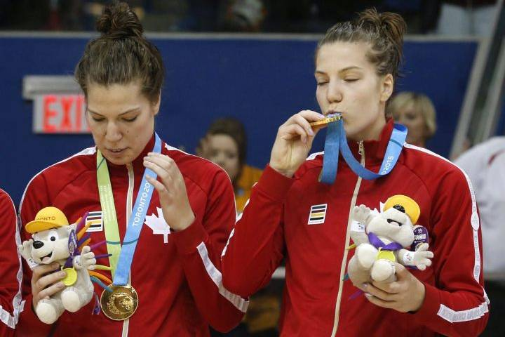 Edmonton's Plouffe sisters among 3 Canadian women's basketball players retiring from international competition