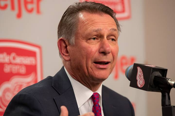 Edmonton Oilers expected to introduce Ken Holland as new GM on Tuesday