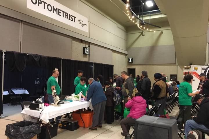 Edmonton homelessness event aims to build relationships, lift participants out of poverty