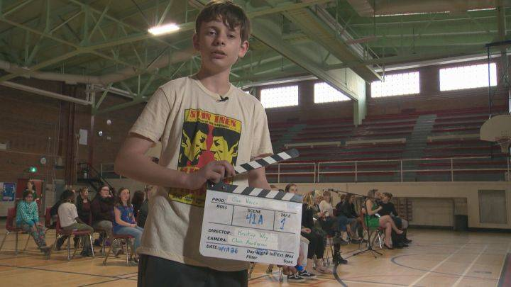 Film by Edmonton students aims to show importance of gay-straight alliances in schools