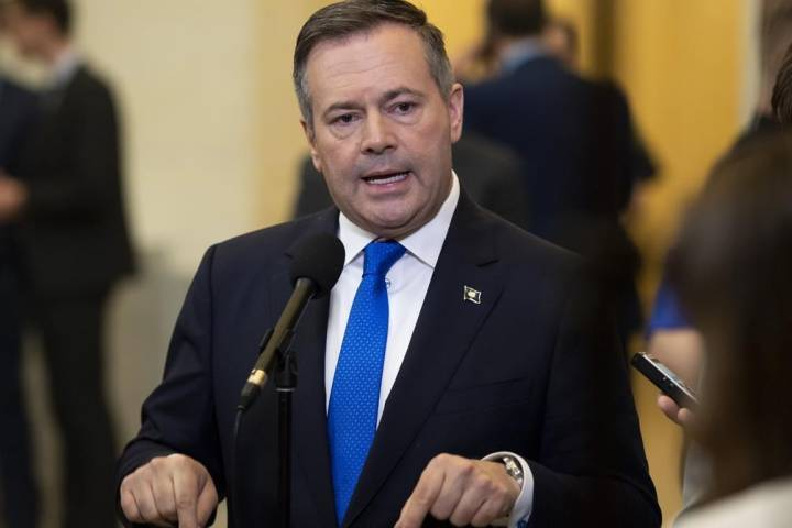 Jason Kenney says voters will pass judgment on carbon tax in federal election