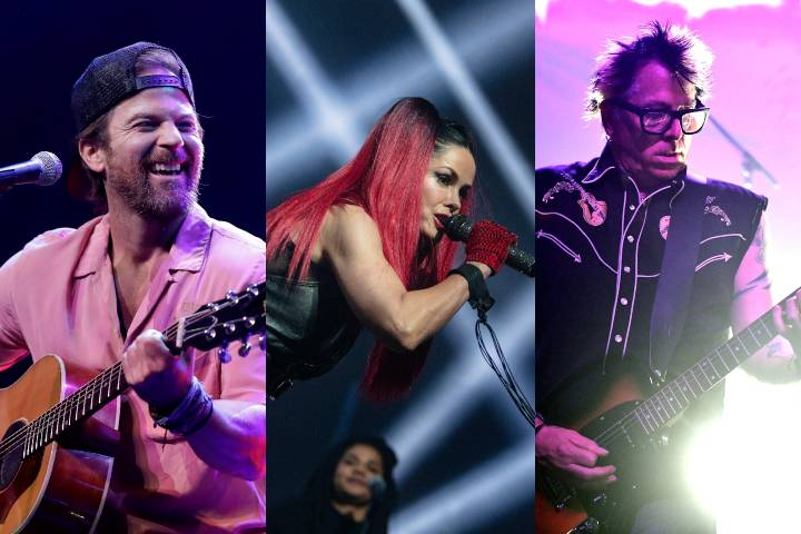 K-Days announces concert headliners including The Offspring, Kip Moore and Aqua