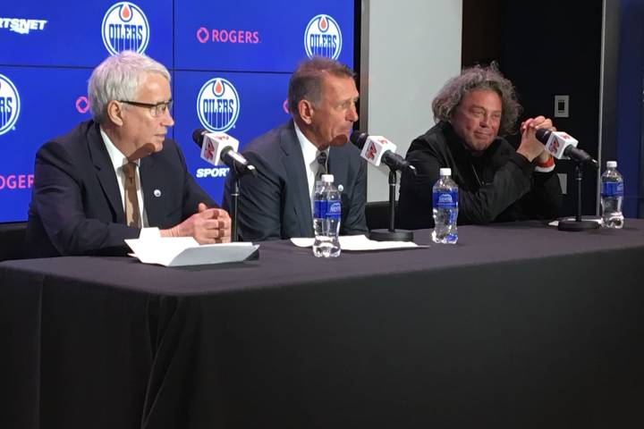 New Edmonton Oilers GM ready to face scrutiny from 'anxious, frustrated' fans