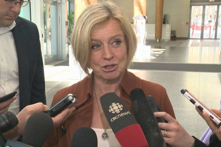 Notley request for special prosecutor denied for UCP leadership investigations