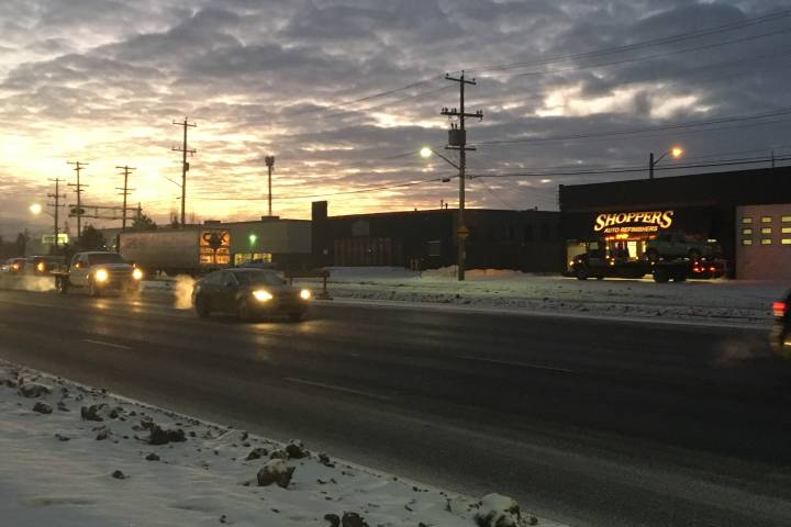 Semi driver charged in fatal collision on Yellowhead Trail