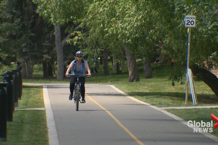 Calgary cyclists caught speeding on bike paths could be fined $400
