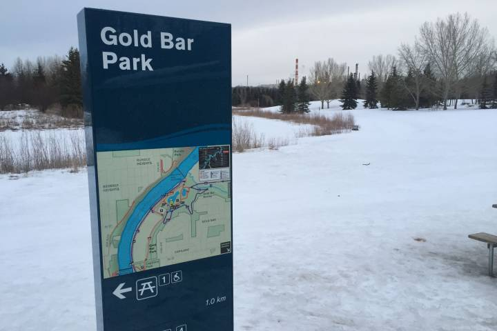 EPCOR decides not to expand parking lot in Gold Bar Park