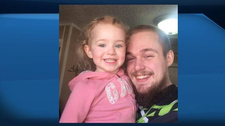 Family friend reflects on deaths of toddler and her father in northern Alberta house fire