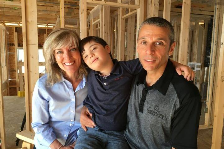 Homes for Hope: Calgary contractor builds house to sell to raise money for children's hospitals