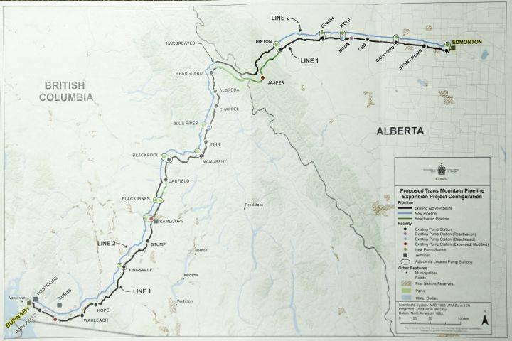 NEB seeks opinions on Trans Mountain pipeline process resumption