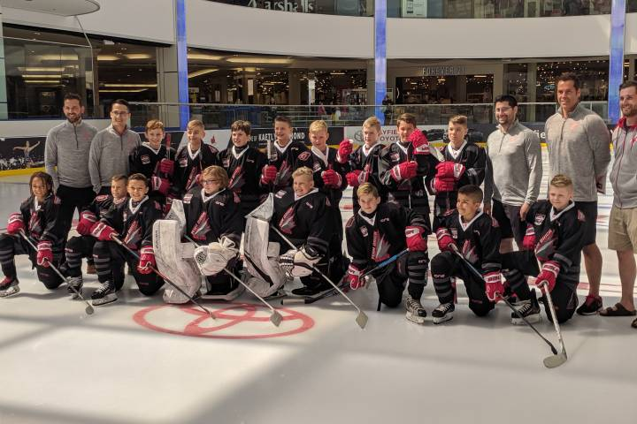 The Brick Invitational turns 30 and a new generation in hockey suits up