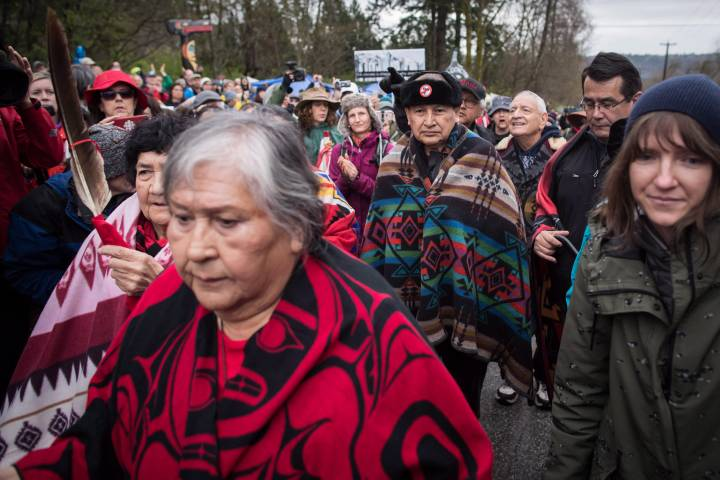 With Trans Mountain greenlit again, Indigenous leaders vow to fight on