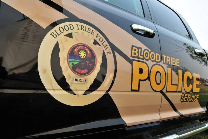 Blood Tribe Police Service member charged with sexual assault of fellow officer