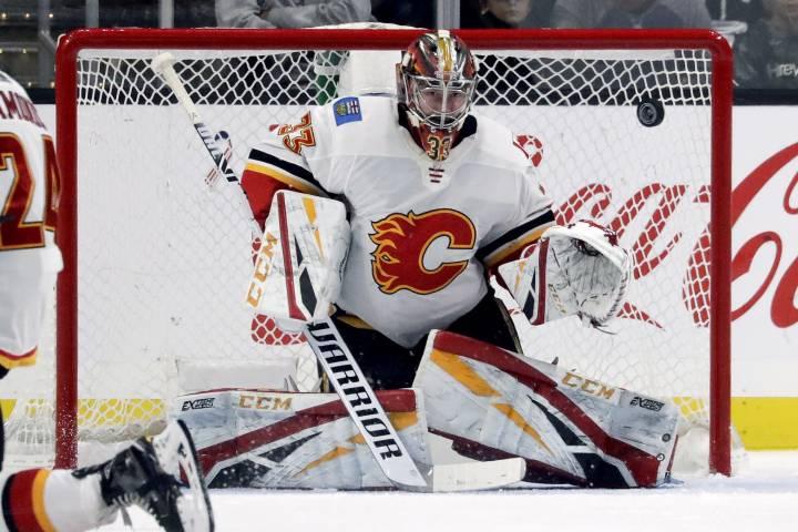 Calgary Flames sign goaltender David Rittich to 2-year deal