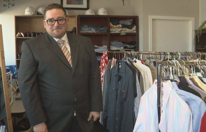 Clothing retailer asks Canadians to clean out closets for good cause