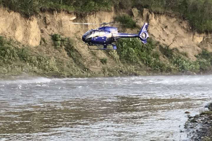 Emergency crews respond to two possible drownings in southern Alberta Sunday: RCMP