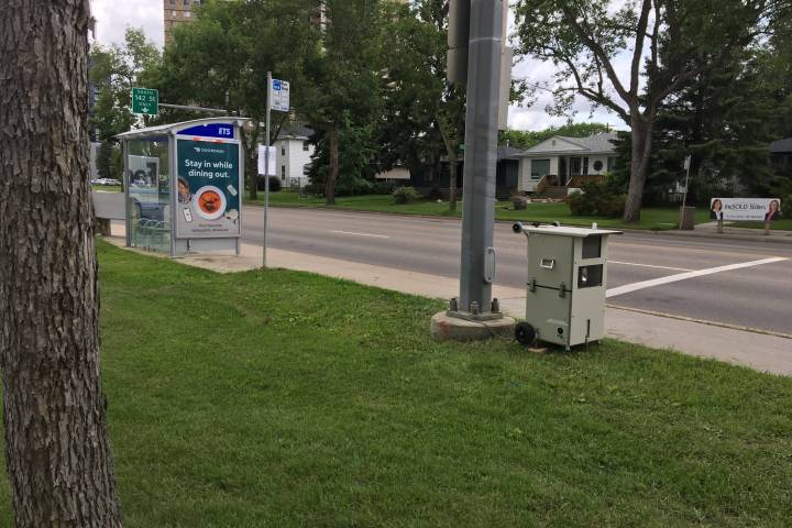 From truck to box, questions raised about Edmonton photo radar