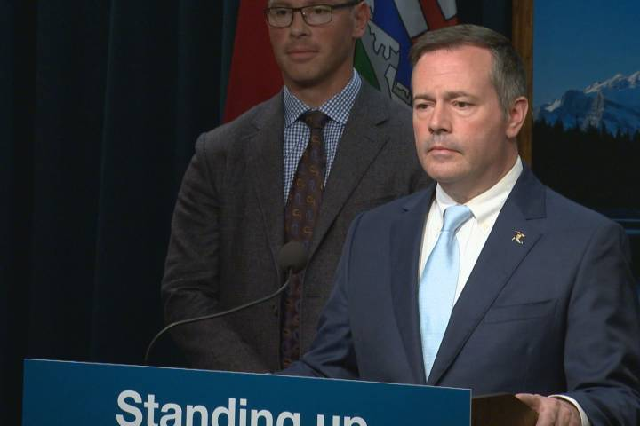 Kenney falsely accuses federal Liberals for $2.5M grant to attack energy industry in deleted tweet