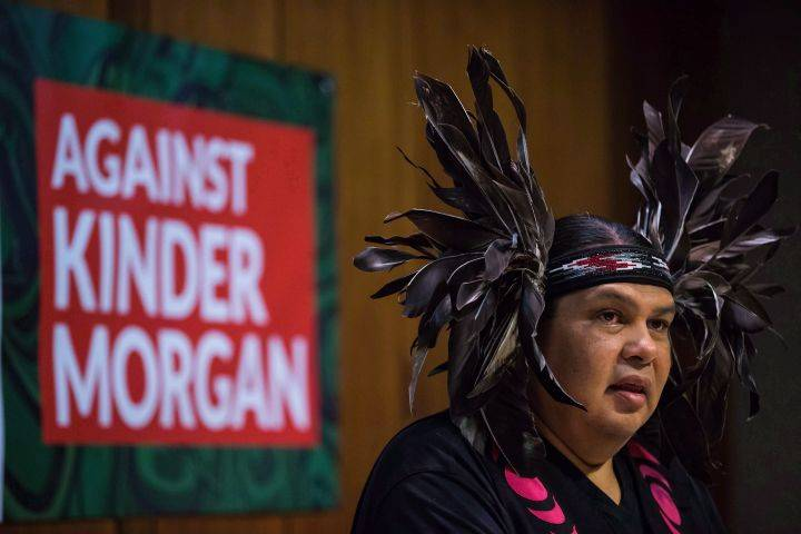 Several B.C. First Nations launch legal challenge of re-approved Trans Mountain pipeline